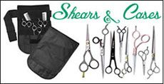 Animal Scissors, Shear Cases