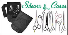 Pet Shears and Scissor Cases