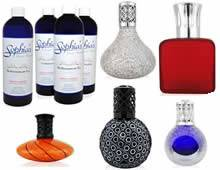 Sophia Redolere Fragrance and Lamps